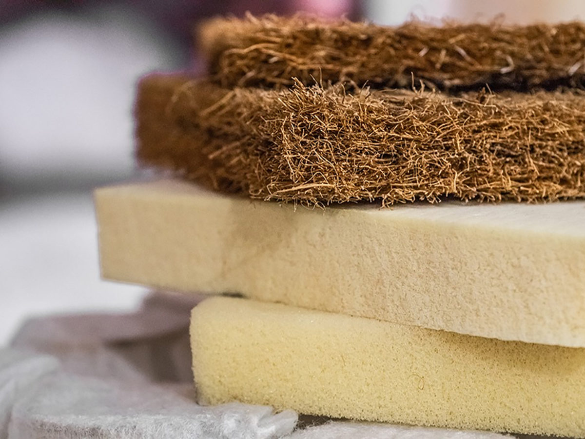 Process of manufacturing the best organic mattresses